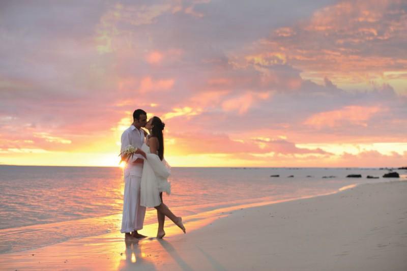 Heiraten auf Mauritius - Angsana Balaclava